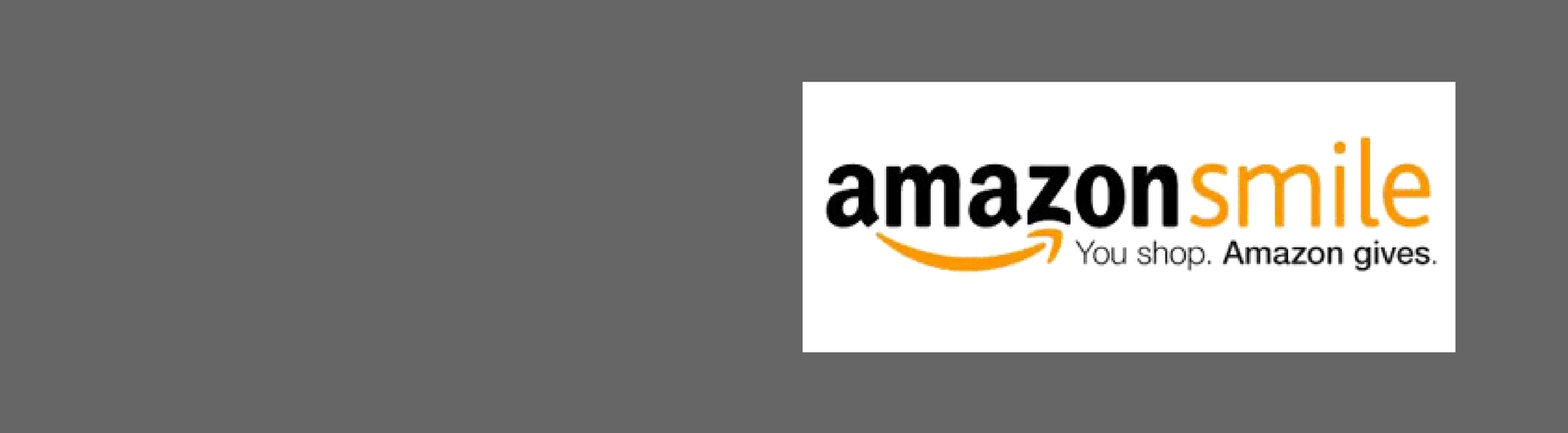 Donate Through Amazon Smile